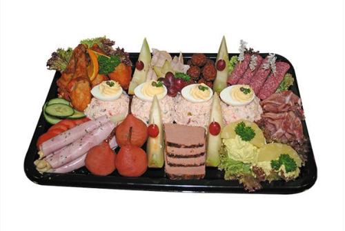 vlees-schotel
