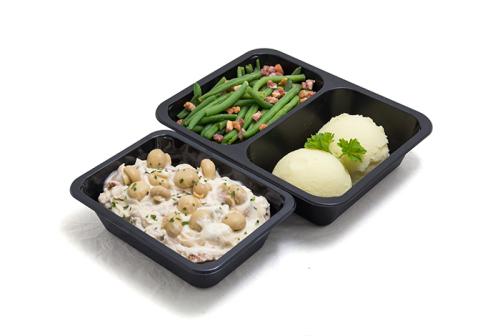 aardappel-groente-vlees